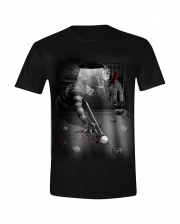 Freddy vs Jason - Pool T-Shirt