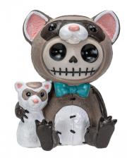Ferret Ferris - Furrybones Figurine Small