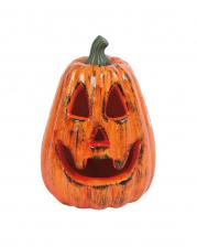 High Grinning Halloween Pumpkin 20 Cm