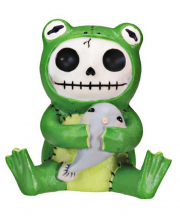 Froggie - Furrybones Figure Small