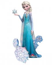 Frozen Elsa AirWalker XXL Foil Balloon