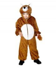 Fuchs Kostüm für Kinder