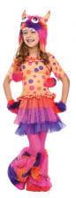 Fuzzy Fifi Children Costume