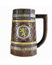 Game of Thrones Bierkrug Lannister