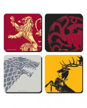 Game of Thrones Untersetzer 4er Set