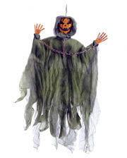 Gefesselter Pumpkin Ghost Hanging Figure 100 cm