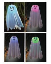 Ghost Hanging Figure With LED Color Changer 60cm
