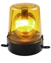 Gelbes Polizeilicht Rundumleuchte 18W
