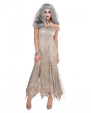 Gespenster Braut Damenkostüm