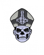 Ghost Papa Emeritus Enamel Pin