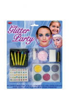Girlie Glitter Makeup Set