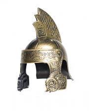 Gladiator Tiger Helmet Gold
