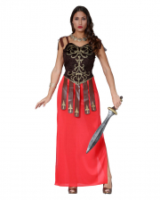 Tiberia Spartan Costume