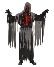 Glowing Reaper Costume Robe