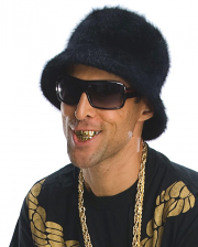Gold Grillz rapper teeth