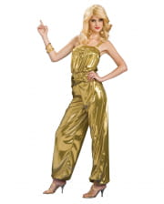 Golden Diva Jumpsuit