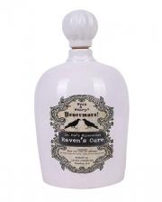 """Gothic Poison Bottle """"Ravens Cure"""""""