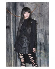 Gothic jacket with dovetail