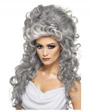 Greek Witch Wig Gray