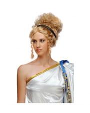 Göttin Damenperücke blond