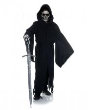 Grim Reaper Fetzenkostüm für Kinder