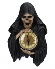 Grim Reaper Wall Clock