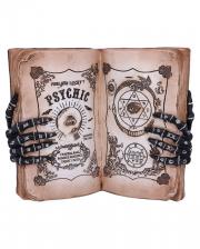 Grimoire Witch Book Deco 25,8cm