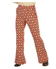 Groovy 70s Men's Breeches Rhombus
