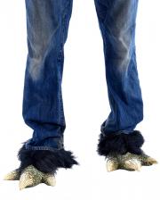 Dragon Feet With Fake Fur