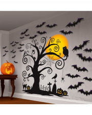 Horror wall decoration