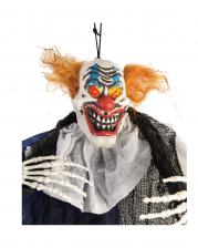 Clown Deko Figur 120 cm