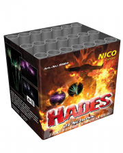 Hades 21 Schuss Feuerwerk