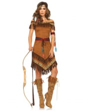 Chief Daughter Ladies Costume