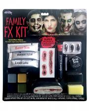Halloween Family FX Make-up Kit