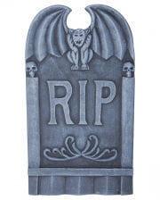 Halloween Grabstein R.I.P. & Gargoyle