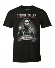 Cereal Killer Michael Myers Halloween T-Shirt