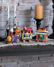 Halloween Monster Zug Dekoration
