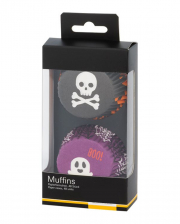 Halloween Muffin Paper Cups 48 Pcs.
