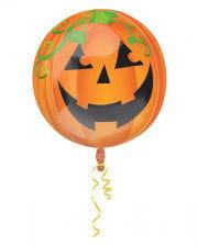 Halloween Kürbis Folienballon