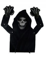 Halloween table decoration Grim Reaper