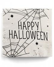 Happy Halloween Spinnweben Servietten 16 St.