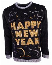 Happy New Year Sweater