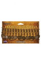 Harem Gürtel mit Münzen