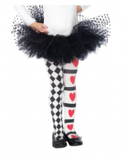 Harlequin Tights For Children