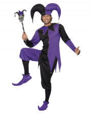 Harlequin Clown Costume