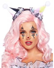 Harlequin Edelsteine für das Gesicht