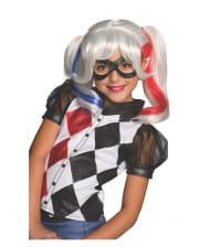 Harley Quinn Child Wig