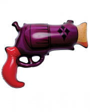 Harley Quinn Revolver inflatable
