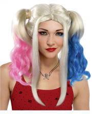 Harley Comic Wig