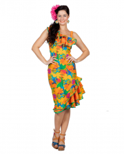 Hawaii Flower Dress